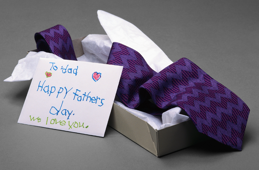 Father's Day Tie